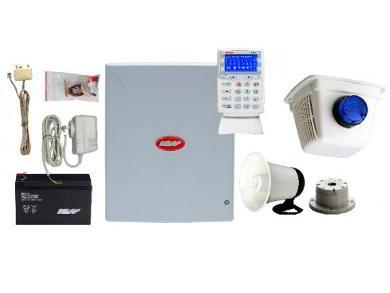 NESS 16 Point Alarm Kit