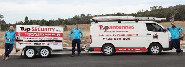 Security and Alarm system installers